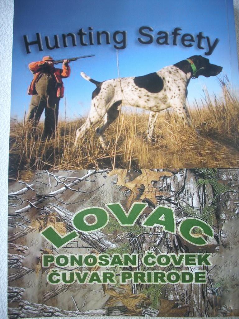 Mala Enciklopedija za lovački podmladak